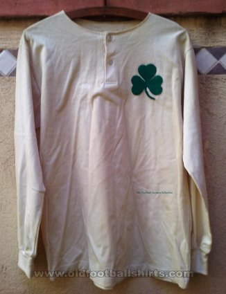 Celtic Retro Replicas football shirt 1925 - 1926