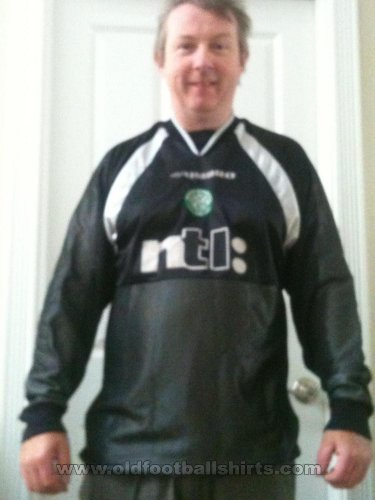 Celtic Goalkeeper football shirt 1999 - ?