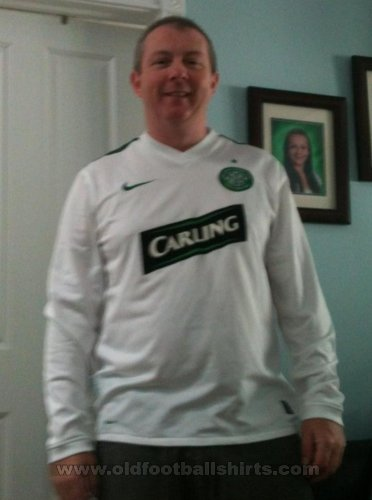Celtic Special football shirt 2008 - 2009