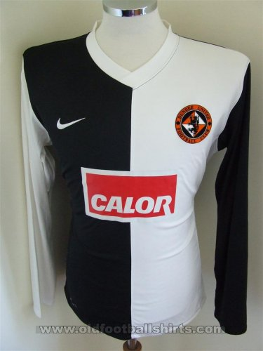 Dundee United Away football shirt 2010 - 2011