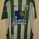 Racing Club de Montevideo football shirt 2008 - 2009
