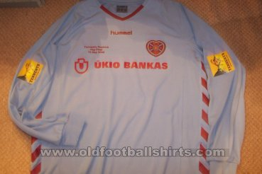 Heart Of Midlothian Keeper  voetbalshirt  2006