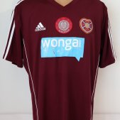 Heart Of Midlothian Home football shirt 2012 - 2013