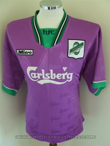Hibernian Away football shirt 1996 - 1998