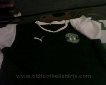 Hibernian Home football shirt 2011 - 2012