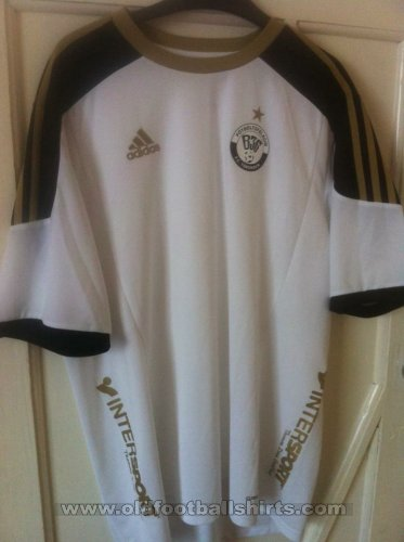 B36 Tórshavn Home football shirt 2015