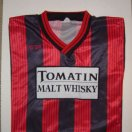 Inverness Caledonian Thistle football shirt 1992 - 1994