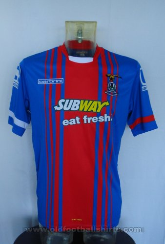 Inverness Caledonian Thistle Home футболка 2015 - 2016