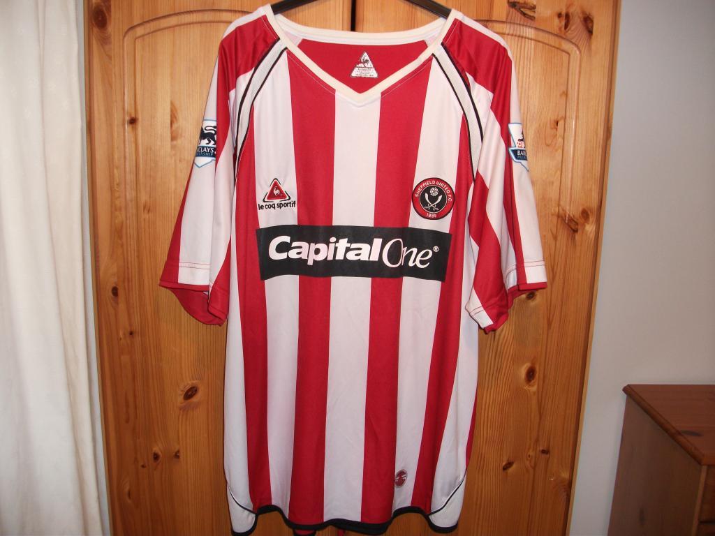 Sheffield United Home Programmes 2006-7