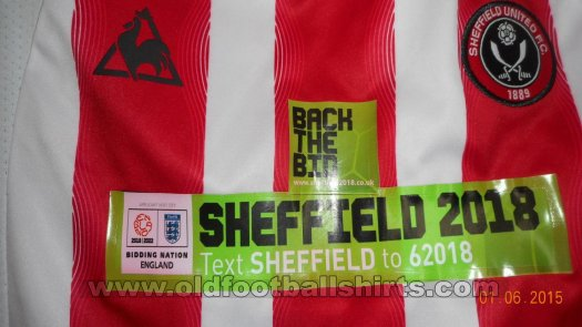 Sheffield United Special football shirt 2008 - 2009