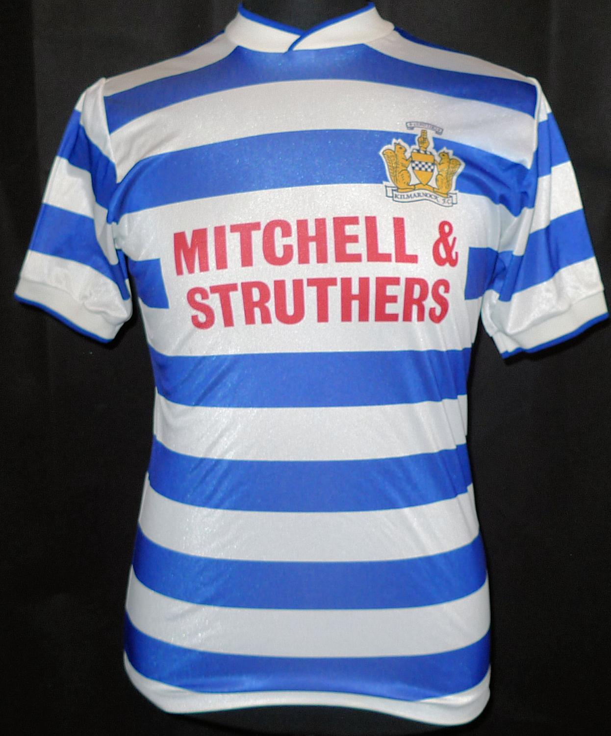 Image result for mitchell and struthers sponsor kilmarnock