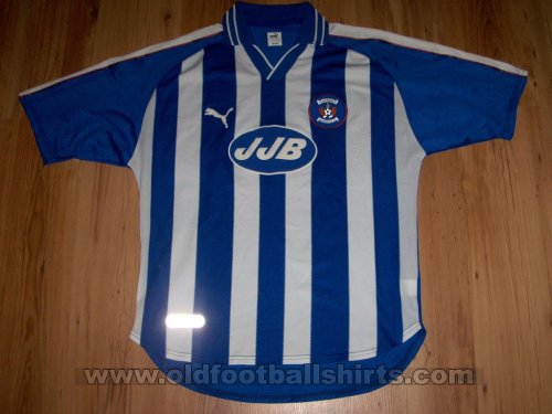 Kilmarnock Home football shirt 1999 - 2000