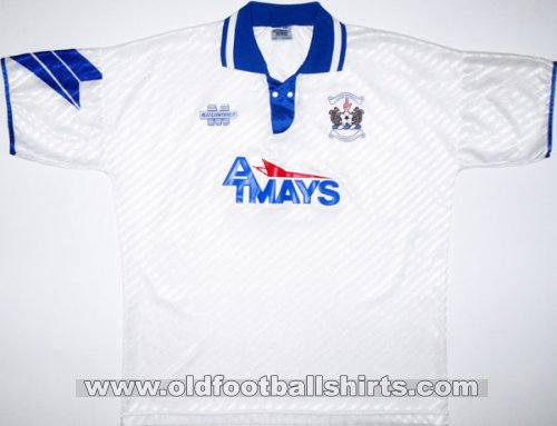 Kilmarnock Home football shirt 1993 - 1994