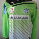 Wiener Neustadt football shirt 2010 - 2011