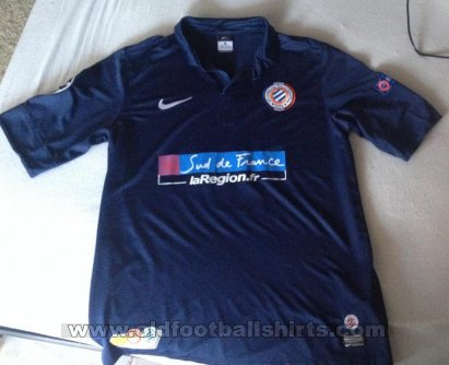 Montpellier  Cup Shirt football shirt 2012 - 2013