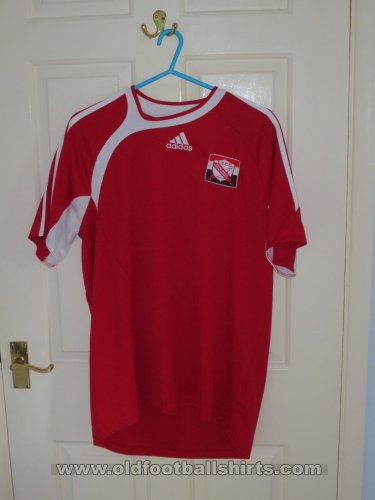 Trinidad & Tobago Home football shirt 2006 - 2007