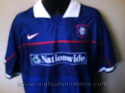 Rangers Special football shirt 1997 - 1999