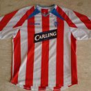 Rangers football shirt 2003 - 2004