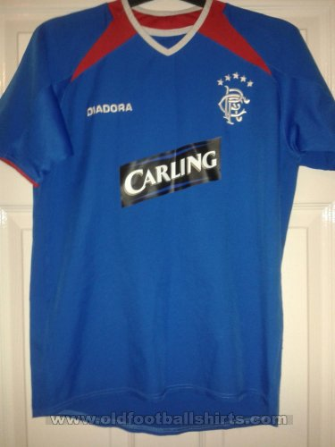 Rangers Home football shirt 2003 - 2005