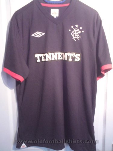 Rangers Third football shirt 2010 - 2011