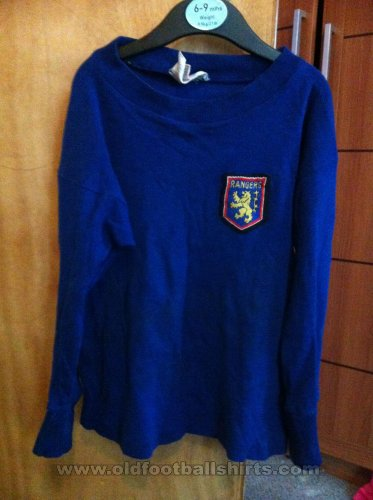 Rangers Home football shirt (unknown year)
