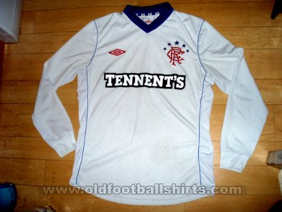 Rangers Away football shirt 2012 - 2013