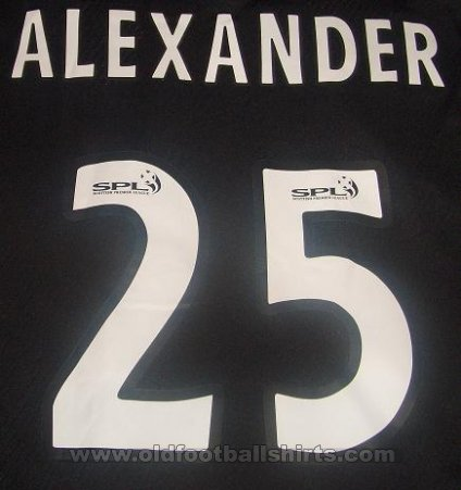 Rangers Goalkeeper football shirt 2008 - 2009