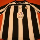 St Mirren football shirt 2005 - 2006