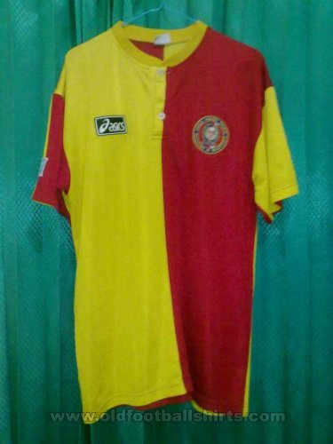 Warriors FC Special football shirt (unknown year)