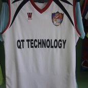 Training/Leisure football shirt 2007 - 2009
