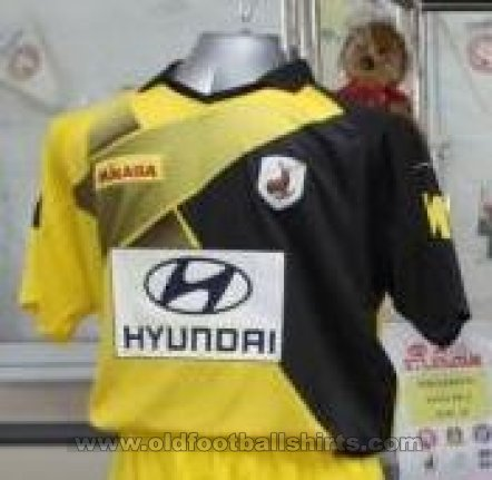 Tampines Rovers FC  Home football shirt 2013