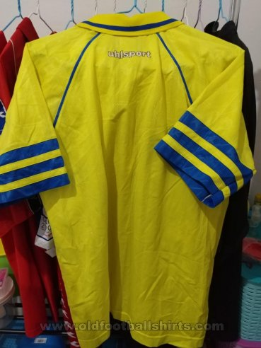 Tampines Rovers FC  Home חולצת כדורגל 1996