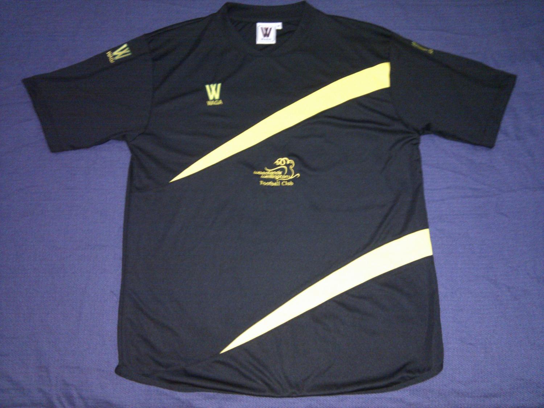 Woodlands Wellington FC Portiere maglia di calcio 2013.