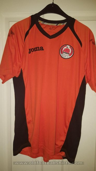 Clyde Away voetbalshirt  2012 - 2013