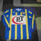 Waasland Beveren football shirt 2003 - 2004