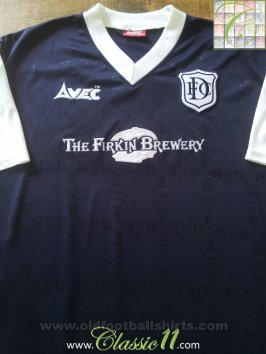 Dundee Home Fußball-Trikots 1997 - 1998