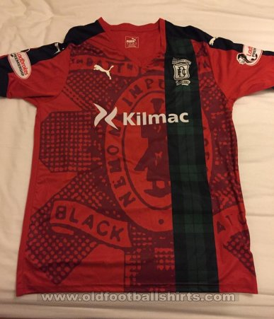 Dundee Spezial Fußball-Trikots 2015 - 2016