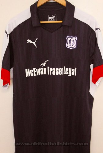 Dundee Home voetbalshirt  2016 - 2017