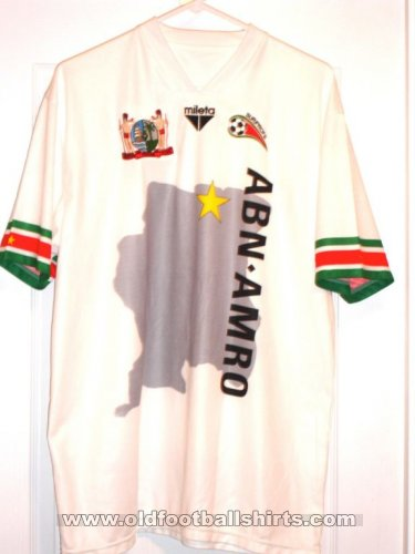 SuriProfs Away football shirt 2008 - ?
