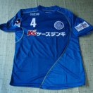 Mito HollyHock football shirt 2009