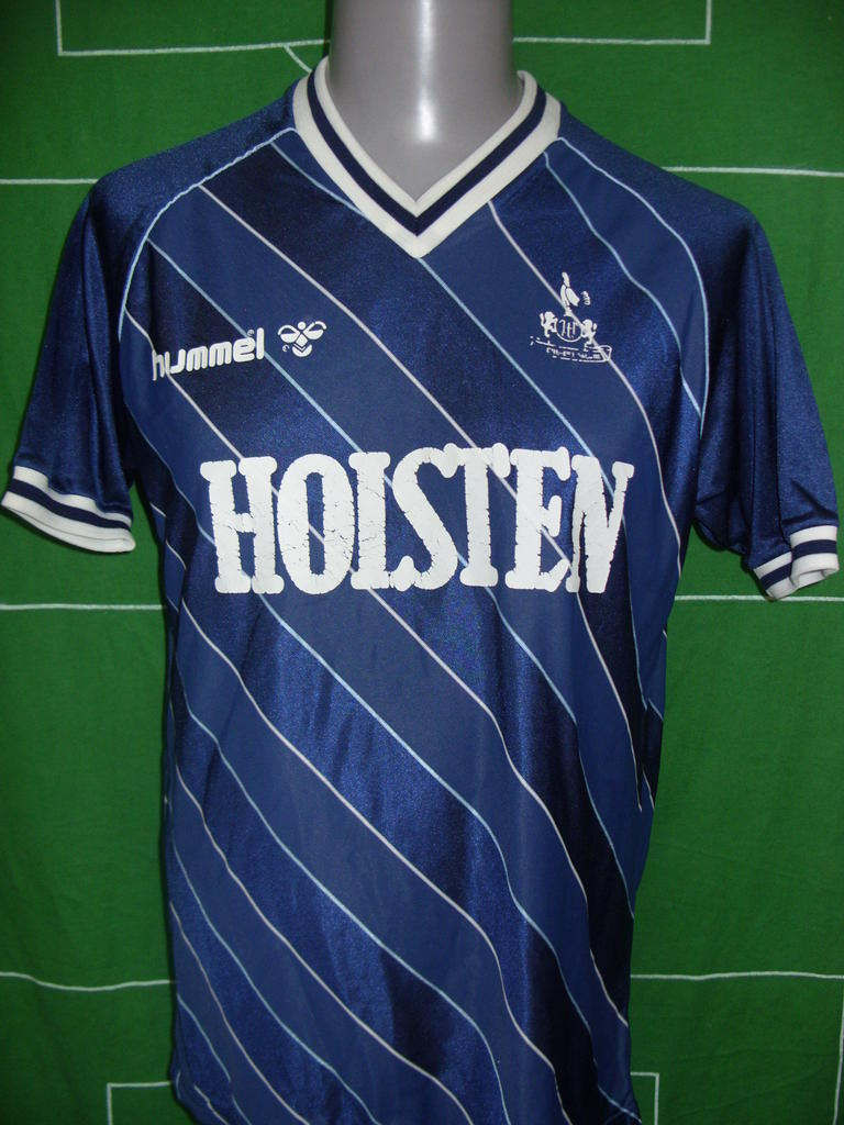 the latest 114e2 dd879 Tottenham Hotspur Third football shirt 1986 - 1988 ...
