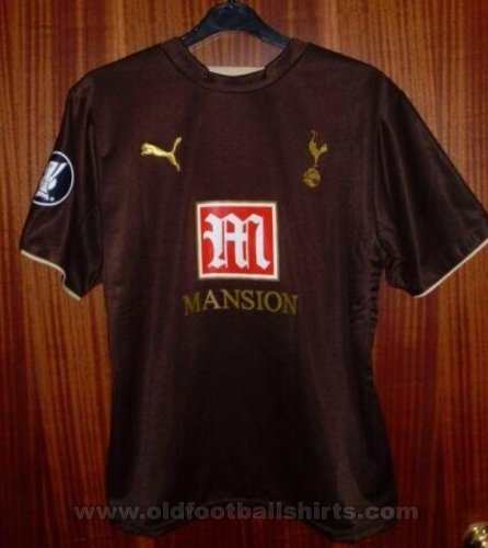 Tottenham Hotspur Third football shirt 2006 - 2007