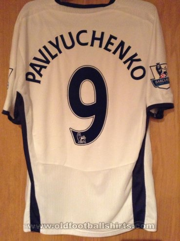 Tottenham Hotspur Home football shirt 2008 - 2009