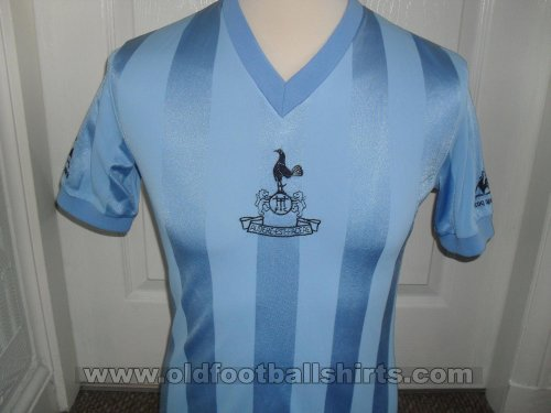 Tottenham Hotspur Away football shirt 1983 - 1985
