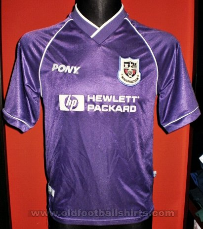 Tottenham Hotspur Away football shirt 1998 - 1999