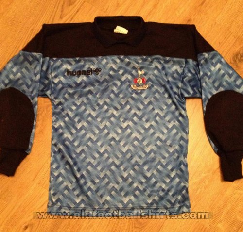 Tottenham Hotspur Goalkeeper football shirt 1989 - 1991