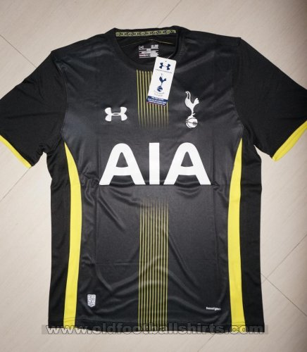 Tottenham Hotspur Away football shirt 2014 - 2015