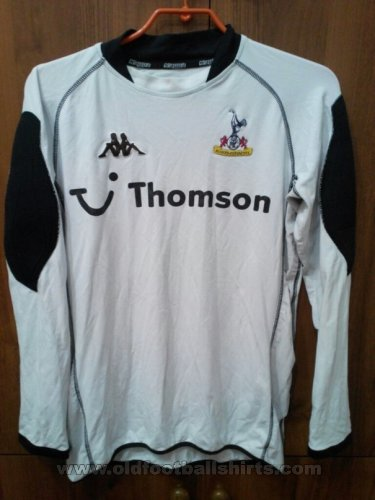 Tottenham Hotspur Goalkeeper football shirt 2002 - 2003