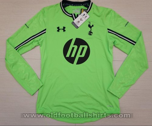 Tottenham Hotspur Goalkeeper football shirt 2013 - 2014