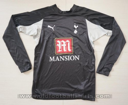 Tottenham Hotspur Goalkeeper football shirt 2006 - 2007